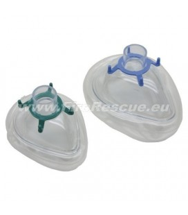RESPIRATION MASK WITH VALVE