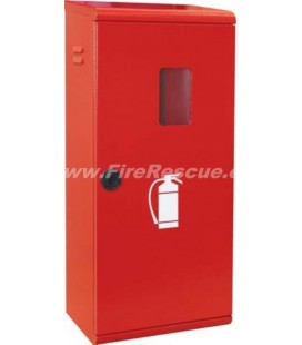 FIRE EXTINGUISHER SMART CABINET 9-12 KG/L WITH CLOSING PIN