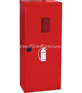 FIRE EXTINGUISHER SMART CABINET CO2 5 KG WITH CLOSING PIN