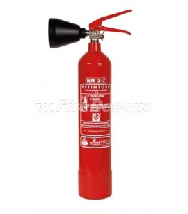 PII FIRE EXTINGUISHER CARBON DIOXIDE (CO2) 2 KG