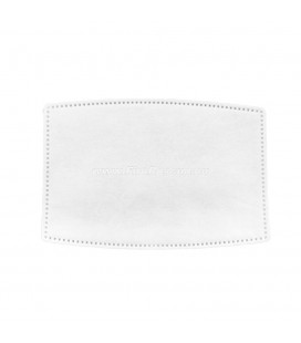 FILTER FOR PROTECTIVE MASK FOR ADULTS (10 PCS)